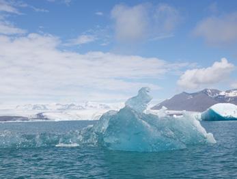 Through the lens: Uma Iyer in Iceland