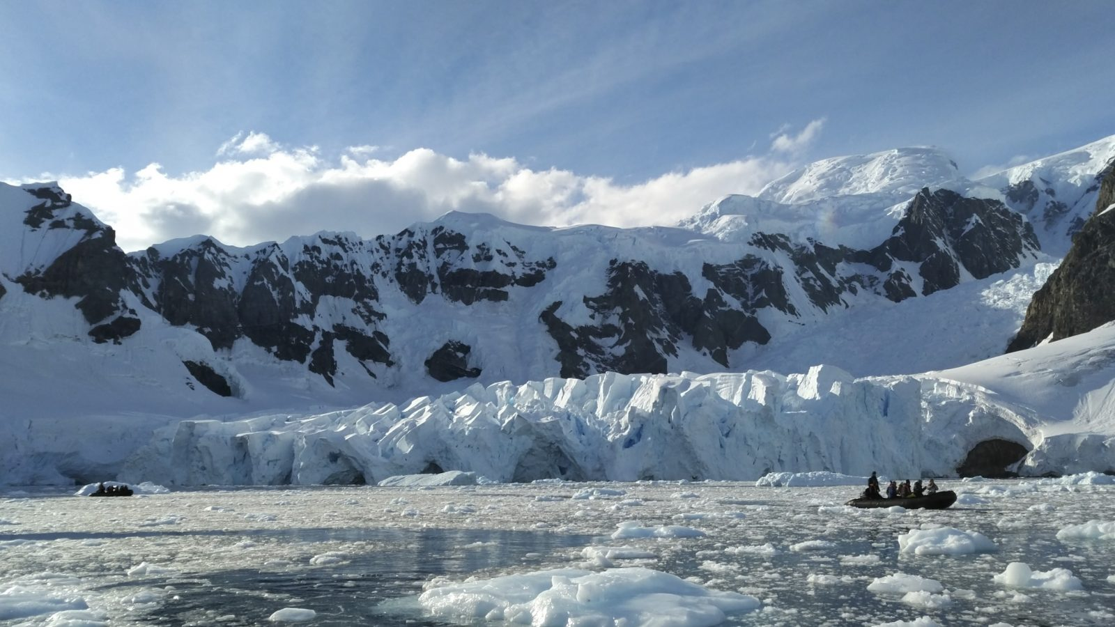 Antarctica: A journey to the worlds end Day 1 - Day 4