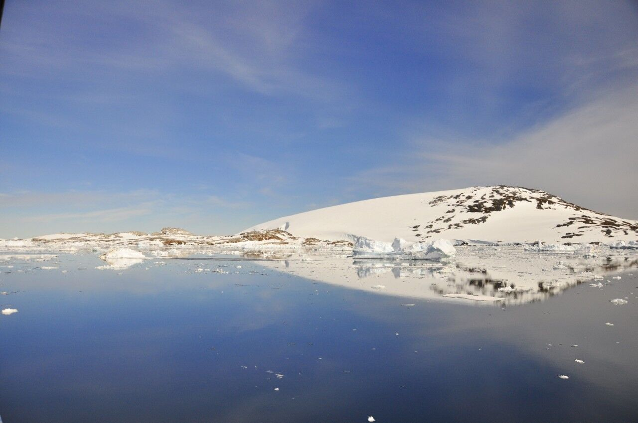 Antarctica: A journey to the worlds end Day 5 - Day 7