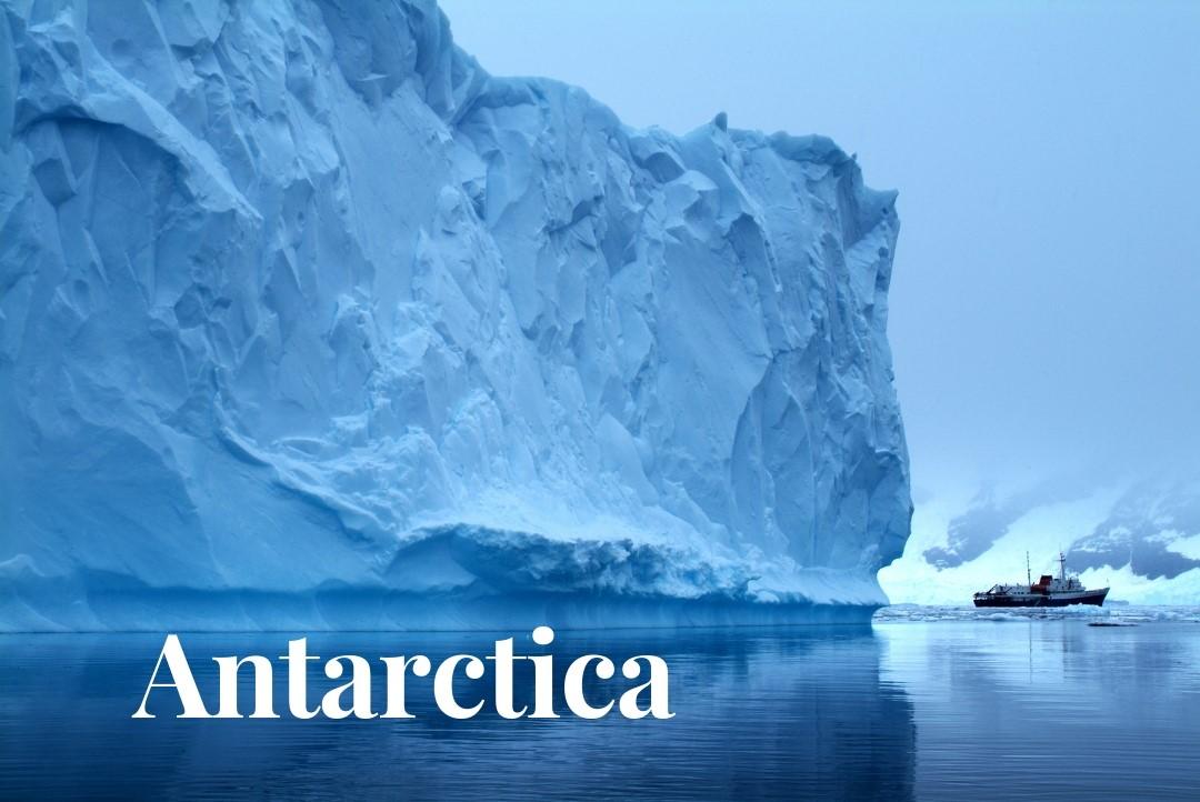 Get Antarctica off your Bucket list Now!