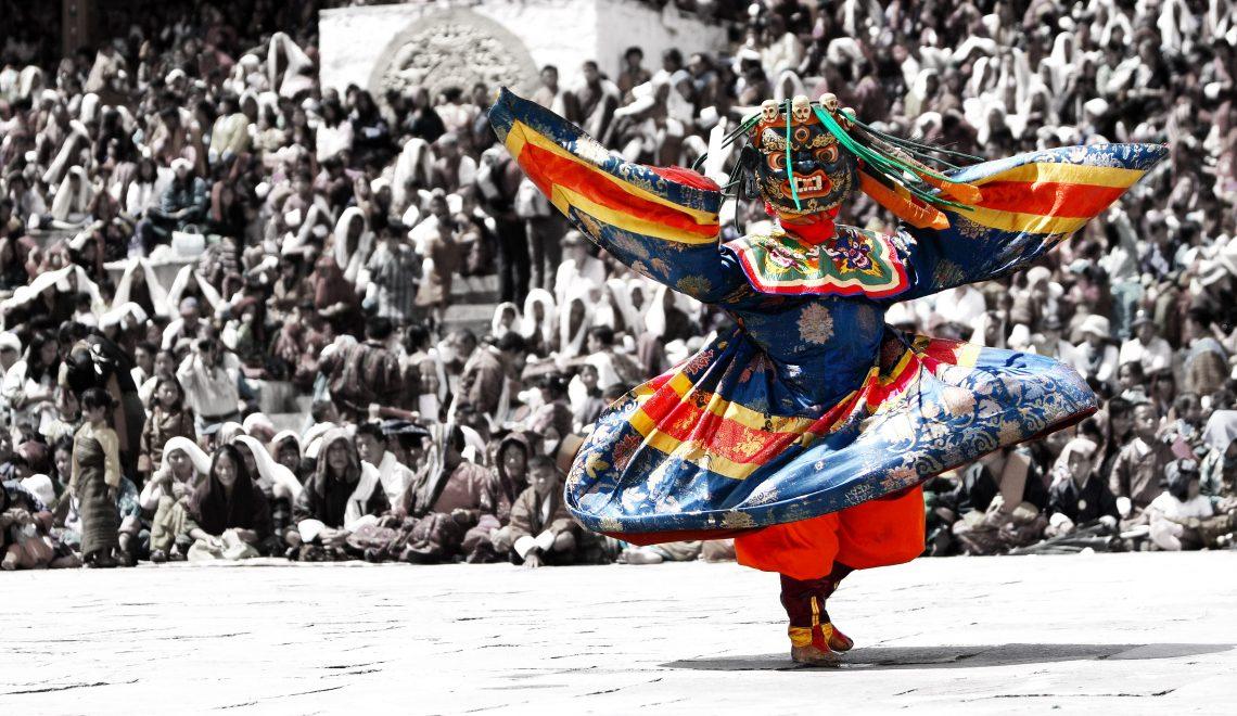 Overdose of happiness in Bhutan