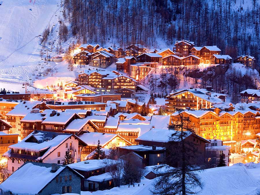 Insiders View on Courchevel
